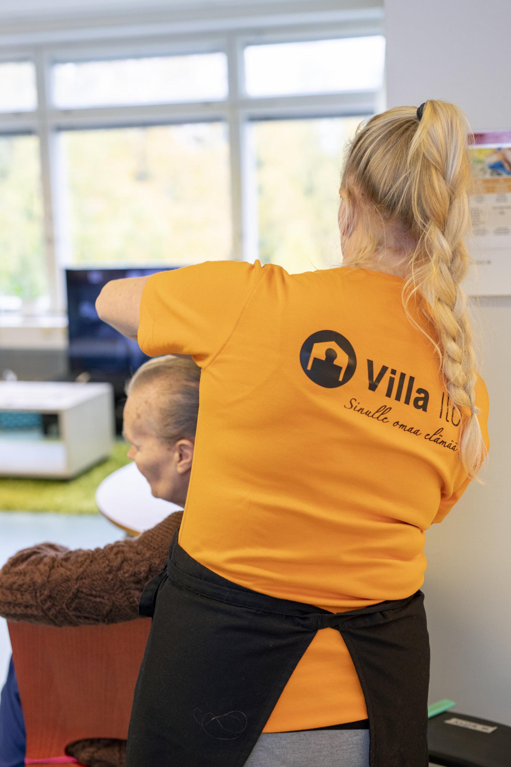 Villa ilo arvona on jatkuva kehitys